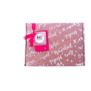 caja regalo mascarillas reutilizables de tela